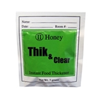 Thik & Clear Thickener Honey Packets