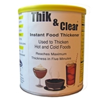 Thik & Clear Thickener Cans