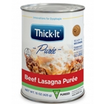 Thick-It Beef Lasagna