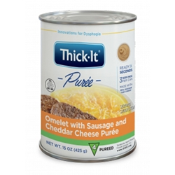 Thick-It Omelet Sausage Cheese