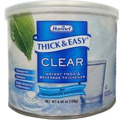 T&E Clear Food Thickener
