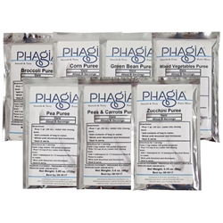 Phagia Puree Mix, Bread