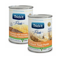 Thick-It Canned Purees - Meat Variety
